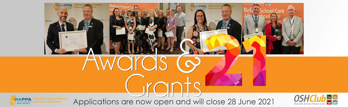 Awards and Grants 2021