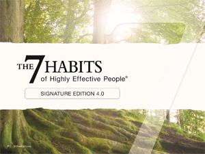 The 7 Habits of Highly Effective People - Signature Edition