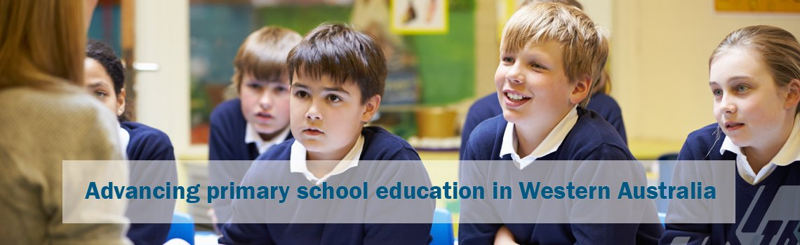 Advancing primary school education in Western Australia